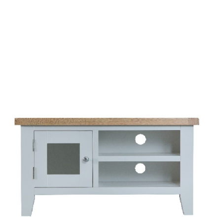 Toulouse Grey Small TV Unit